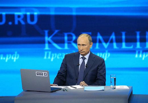 Владимир Путин беспокоится о латвийских ветеранах
