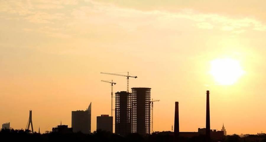 Шлесерс о рынке недвижимости в Латвии