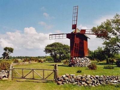 Сельский экотуризм в Латвии