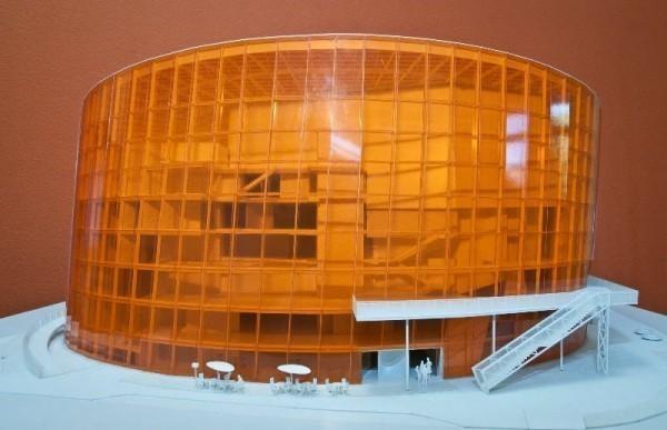 Новый концертный зал в Лиепае