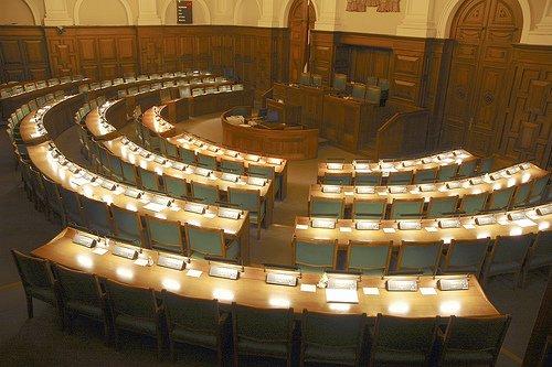 Госбюджет был принят за семнадцать часов