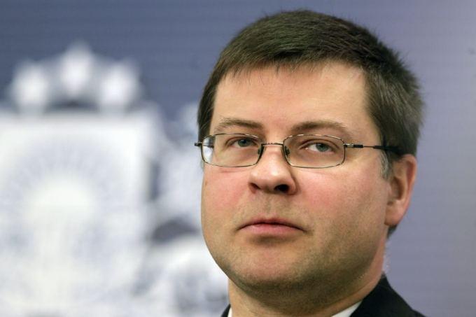 Валдис Домбровскис решил покинуть свой пост