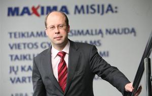 Председатель правления Maxima Latvija был уволен руководством