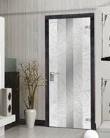 Интересное об стеклянных дверях и лепнину