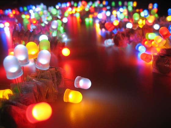 В Латвии стали подделывать LED-лампочки