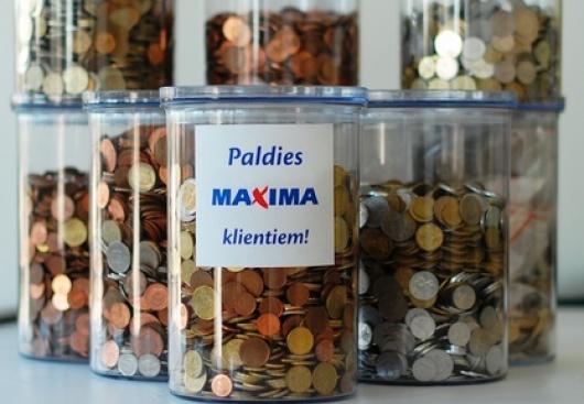 Благотворительный фонд пострадавшим в Maxima
