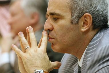 Каспарову было отказано в гражданстве