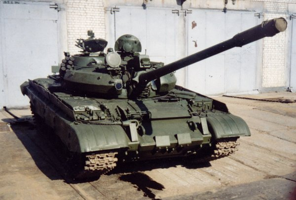 У Латвии только один танк