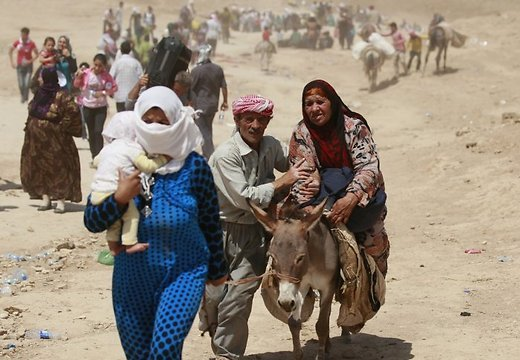 Латвия отказала беженцам из Сирии