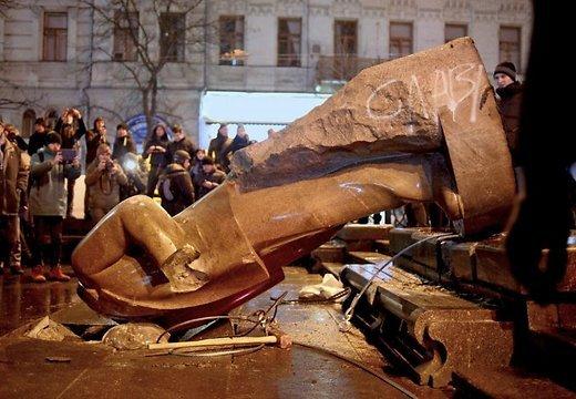 Ленин в Киеве больше не нужен