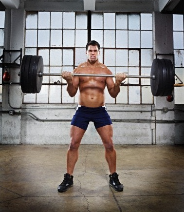 Тренировка со штангой | Советы для пауэрлифтеров