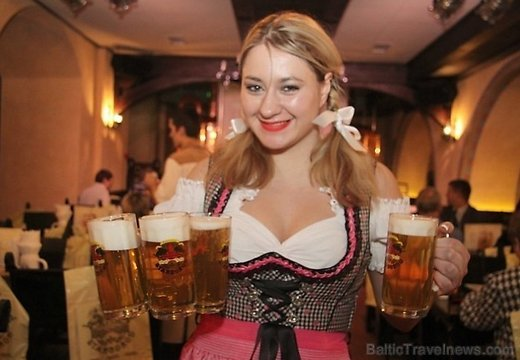 В Риге открылась чешская пивная