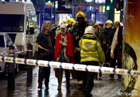 Спасатели эвакуировали всех людей, попавших под обломки театра
