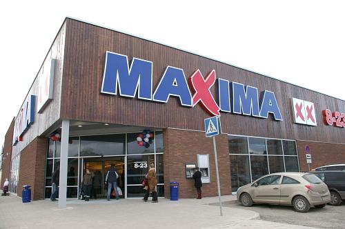 Maxima платит по своим счетам