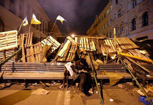 В Киеве МВД планирует штурмовать мэрию