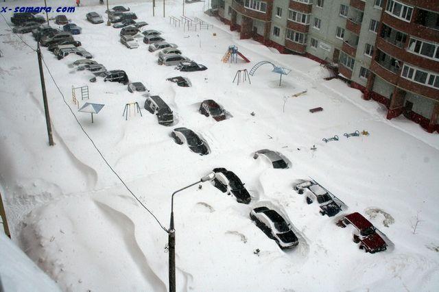 Минус 15 в Латвии