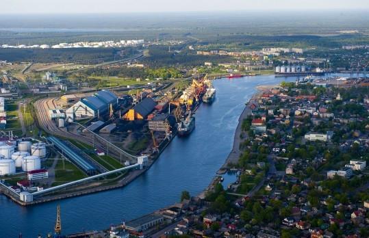 Руководство Рижского порта дает прогнозы на 2014 год