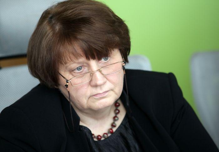 Лаймдота Страуюма стала первой в истории Латвии женщиной-премьером