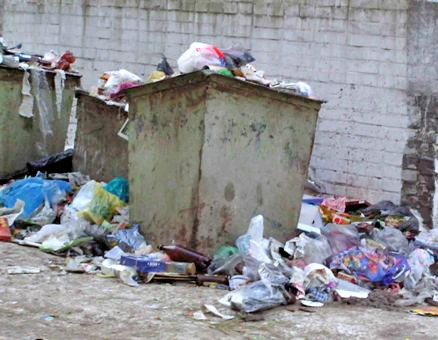 В Латвии хотят принимать мусор «на вес»