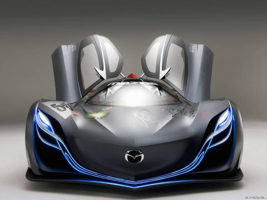 Автомобили Mazda на мировом рынке