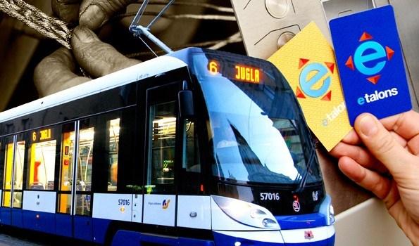 Последние новости от Нила Ушакова о билетах и общественном транспорте Риги