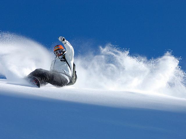 Чемпионат Латвии по сноуборду и фристайлу не состоялся