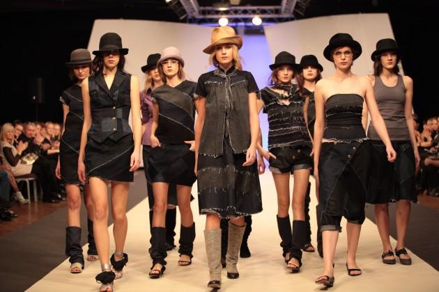 В Риге уже в девятнадцатый раз прошёл фестиваль Riga Fashion Week