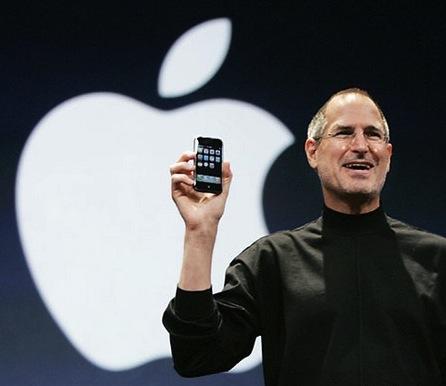 Apple iPhone в 2007 году поменял мировозрение на мировые смартфоны