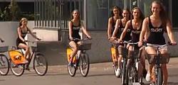 Развитие велопроката в Риге