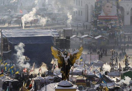 В Латвию доставили на лечение первого пострадавшего с Майдана