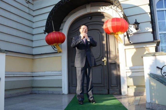 Китайский Новый год в Латвии