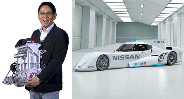 Новый Nissan DIG-T R