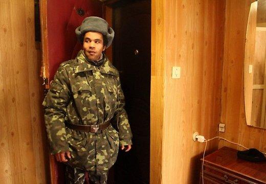 Айо Бенес, гражданин Латвии и член Национал-большевистской вступил в ряды