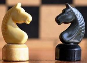 Латвийская Национальная опера покажет премьеру «Михаил и Михаил играют в шахматы»