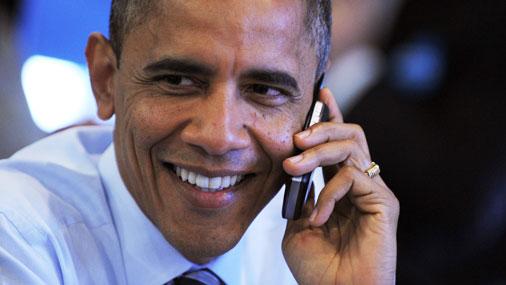 Главы Латвии, Литвы и Эстонии поговорили с Бараком Обамой