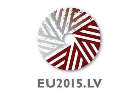 Утвержден логотип Латвии для председательства в Совете Евросоюза