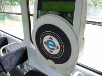 В Риге попались жулики без билетов на автобус
