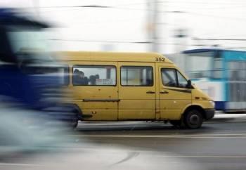 В Риге повысится плата за проезд в микроавтобусах