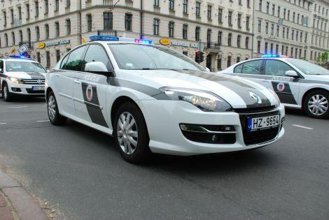 Милиция подтвердила, что в Латвии нет угрозы беспорядков