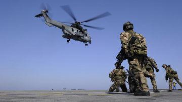 Страны Балтии просят разместить у себя войска НАТО