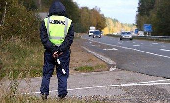 За езду без ОСТА были наказаны уже 1800 водителей