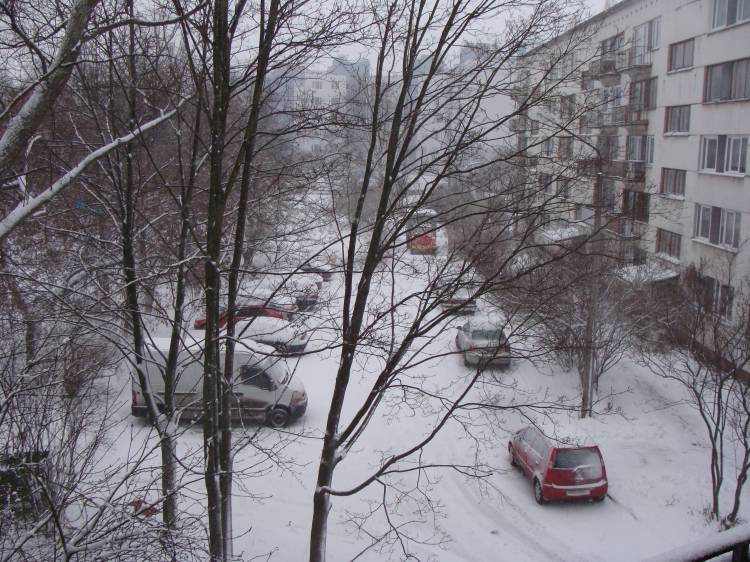 Фотография: район Пурвциемс в Риге, Латвия