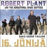 Роберт Плант (ex Led Zeppelin) с концертом в Таллине 2014